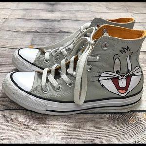 Converse All Star Hi Top Bugs Bunny Edition